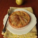 Pear and Frangipane Tartelette