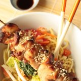 Chicken Teriyaki Noodles (Old)
