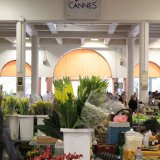 Market in Cannes, France