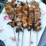 Sesame Chicken Skewers