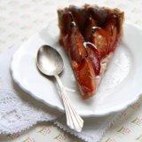Quetschentaart - Luxembourgish plum tart