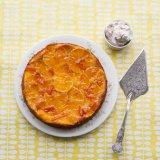 Whisky orange marmalade Cake