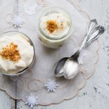 Xmas Pudding Trifle
