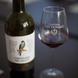 My favourite wine: Contrado del Falco from the San Donaci Winery