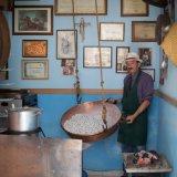 Making Sugared almonds in Francavilla Fontana