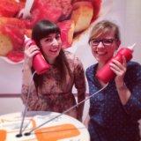 Fun fun fun at Currywurst Museum