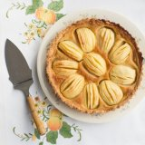 Custard Apple Tart