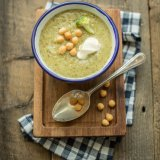 Broccoli Ginger Soup