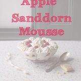 Apple Mousse