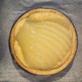 Pear almond tart - Ducasse