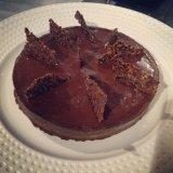 Chocolate ganache tart - Ducasse