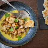 Roasted Cauliflower Curry