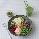 Fit Food Salad & Smoothie