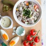 Luxembourgish Flintstone Salad
