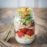 Chicken Jar Salad