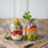 Quinoa Jar Salad