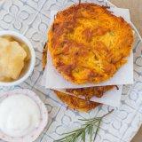 Sweet Potato Gromperekichelcher