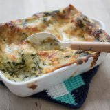 Spinach and Artichoke Lasagna