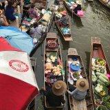 Thaka Floating Market