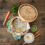 x-Carrot Dumplings
