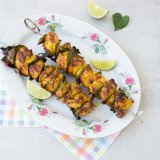 Kaffir Chicken Skewers