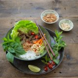 Vietnamese Bun Bowl