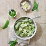 Wild Garlic Gnocchi 2