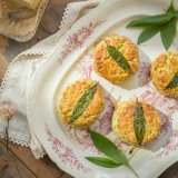 Wild Garlic Scones 1