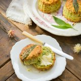 Wild Garlic Scones 2