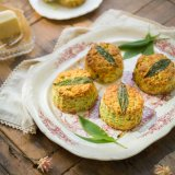 Wild Garlic Scones 3