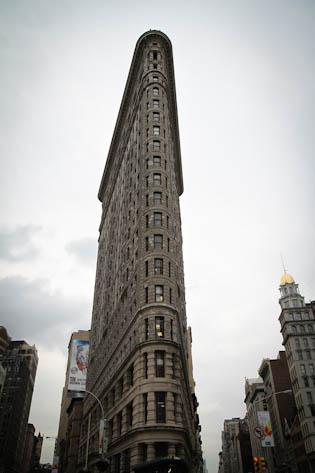 Flat Iron New York City NYC