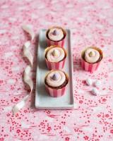 Red Velvet Easter Cupcakes