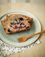 Blueberry Cherry Loaf