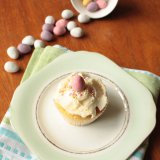 Vanilla Easter Cupcale