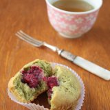 Matcha Green Tea Cakes
