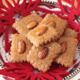 Honeyed Gingerbread Cookies