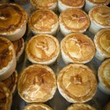 Pies at The Ginger Pig