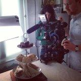Behind The Scenes: Afternoon Tea