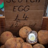 Scotch Eggs at Maltby Street Market