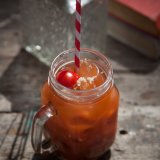 Bloody Mary at Little Bird, Maltby Street Market