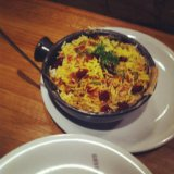 Chicken Biriyani at Dishoom, delicious!
