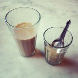 Best chai ever at Dishoom