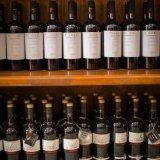Wines at the San Donaci Winery