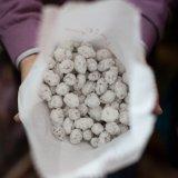 Sugared almonds in Francavilla Fontana