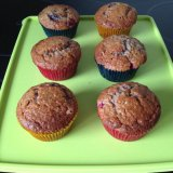 Blueberry Muffins Anne Stephany