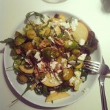 Brussels Salad Anne Kayser