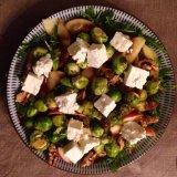 Brussels Sprouts salad Daniele Ehlinger