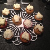 Carrot Cupcakes Anne Stephany
