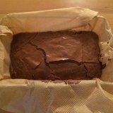 Chocolate Brownie by Maud H