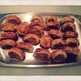 Sausage Rolls Claire Heldenstein